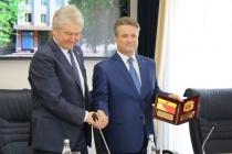 Мэр Вадим Кстенин напомнил о воронежском хэштеге Алексея Гордеева
