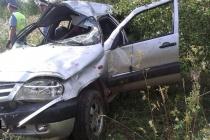 Главный районный автоинспектор погиб под Воронежем, протаранив на «Ниве» дорожный знак