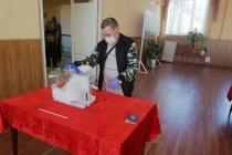 В воронежских домах-интернатах голосуют по поправкам в Конституцию