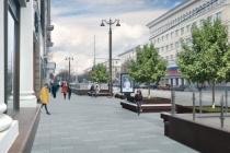 В Воронеже проект благоустройства проспекта Революции обойдется в 5,5 млн рублей