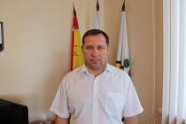 Главой Хохольского района Воронежской области избран Михаил Ельчанинов