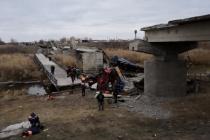Под Воронежем реконструируют рухнувший мост через Савалу
