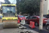В 2018 году ремонт воронежских дорог обошелся в 3,8 млрд рублей