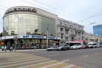 За разработку проекта главной улицы Воронежа местные поборются с иногородними