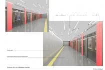 В Воронеже подземные переходы реконструируют в едином стиле минимализма