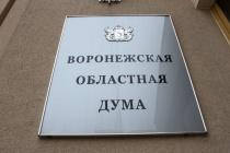 Парламентарии утвердили стратегию развития Воронежской области до 2035 года