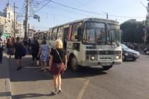 Губернатор обозначил предел роста цены на проезд в воронежских маршрутках