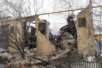 В Воронеже при обрушении трубы на котельную пострадала женщина