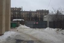 Жители дома в центре Воронежа стали заложниками стройки «Выбора» на площади Ленина
