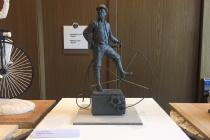 В Воронеже установят памятник Вильгельму Столлю по проекту курского скульптора