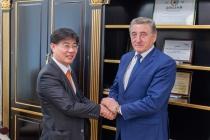 Сенатор Сергей Лукин обсудил с японцами реализацию в Воронежской области проекта «Умный город»
