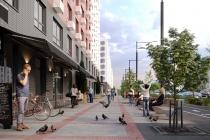 Воронежцам показали проект реновации жилья на Ленинградской