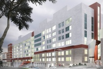Архитекторы представили десять вариантов фасадов нового корпуса воронежского онкодиспансера