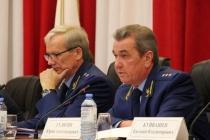 Заместитель Юрия Чайки прибыл с инспекцией в прокуратуру Воронежской области