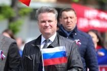 Губернатор похвалил мэра Воронежа за профессионализм