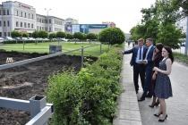 В сквере у квартала «Воронеж-Сити» появится скульптура Кая и Герды