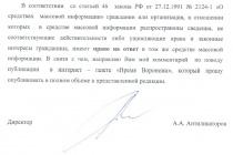После публикации «Времени Воронежа» директор АИР Алексей Антиликаторов пошел на попятную