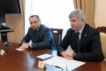 Губернатор переложил ответственность за подготовку к запуску воронежского метро на Виталия Шабалатова