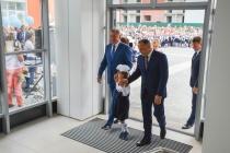 В Воронежской области ДСК открыл две новые школы