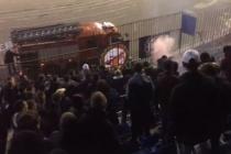 Воронежский ФК «Факел» посчитал правильным полив фанатов из брандспойта на матче с «Арсеналом»