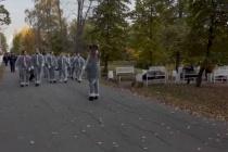 Тысячерублевый экопротест под Воронежем сдулся до сбора хлама