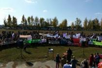 Несмотря на протесты. «Агроэко» построит два свинокомплекса под Воронежем