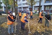 В Воронеже 1,5 тыс. сотрудников ГК «Пик-Комфорт» вышли на субботники в октябре