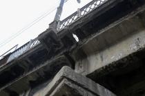 В Воронеже ускоренные губернатором мэрия и подрядчик немного сократили сроки ремонта виадука