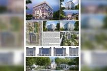 Почетного архитектора России впечатлили конкурсные проекты на лучший фасад реабилитационного центра в Воронеже