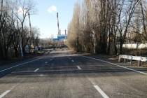 В Воронеже досрочно завершили ремонт моста на Машмете
