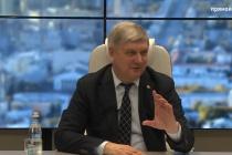 Александр Гусев пообещал вывести воронежских глав районов в прямой эфир