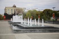 Мэр Воронежа заявил о готовности площади Победы к торжественному открытию