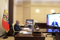 Встреча с президентом РФ подняла воронежского губернатора в медиарейтинге