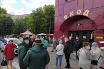 Воронежские торговцы устроили митинг за отмену аренды в пандемию