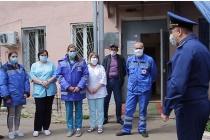 В Воронеже прокуратура проверит обеспечение выплат митингующим врачам