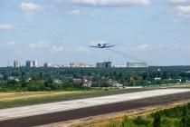 Воронежский авиазавод ведет летные испытания на аэродроме «Придача»
