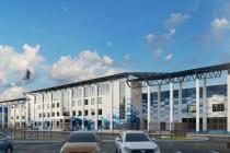 В Воронеже продлили еще на год срок реконструкции стадиона «Факел»