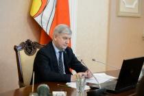 Губернатор покритиковал дорожную разметку в Воронеже