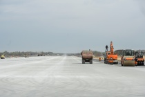 Основной этап реконструкции воронежского аэродрома «Придача» завершат в мае