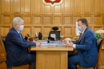 Воронежский губернатор дал добро подгоренскому префекту на переизбрание