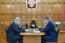 Под Воронежем создали более 400 рабочих мест