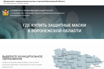Сайт-помощник от воронежских чиновников оказался «для галочки»