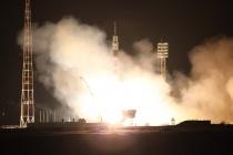 Ракета «Союз-ФГ» с воронежским двигателем стартовала с новым экипажем МКС