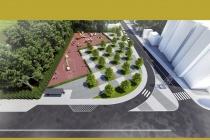 В Воронеже «Аксиома» дала 6 млн рублей на сквер около своего ЖК «Высота»