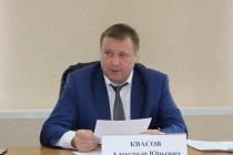 Следующим покинувшим воронежское облправительство чиновником стал Александр Квасов