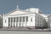 Денег нет, но образ выбран: в Воронеже определили лучший проект фасада театра оперы и балета