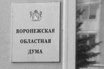 В Воронеже притормозили передачу мандата скончавшегося от ковида депутата