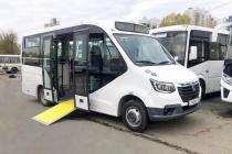 Автопарк воронежского перевозчика пополнили два новых микроавтобуса