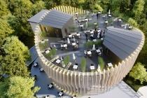 В Центральном парке Воронежа к весне 2019 года появится двухэтажный ресторан