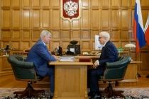 Воронежский губернатор оценил значение профилактической медицины
